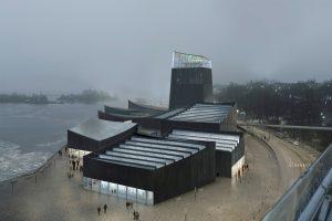 Helsinkis atsisakė planų statyti Guggenheimo muziejų