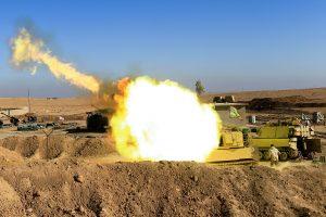 Aviacijos smūgiai Irake: žuvo ir sužeista dešimtys žmonių