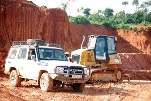 Konge įgriuvus aukso kasyklai žuvo per 20 žmonių