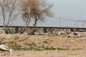 Irako pajėgos iš teroristų atsikovojo tiltą per Tigro upę
