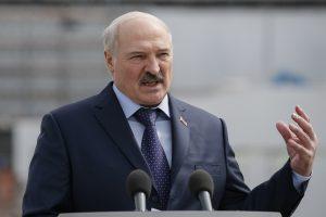 A. Lukašenka: žiniasklaida – pagrindinis hibridinių karų ginklas