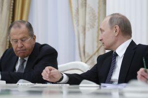 Rusijos dezinformacija palietė beveik 40 šalių