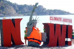 Didžiojo septyneto susitikimą temdo klimato kaitos klausimas