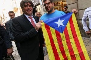 Katalonija išrinko balsavimo dėl nepriklausomybės datą