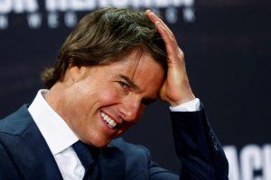 """Filmuojant šeštąją """"Neįmanomos misijos"""" dalį, T. Cruise'as susilaužė kulkšnį"""