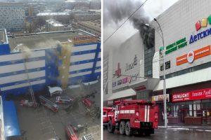 Ugniagesiai gelbėtojai: kaip elgtis kilus gaisrui prekybos centre