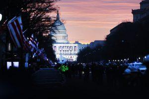 D. Trumpo inauguracija prasidėjo pamaldomis