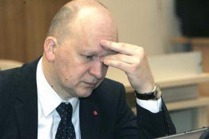 Buvęs Kauno vicemeras K. Krikščiūnas lieka pripažintas kaltu dėl piktnaudžiavimo
