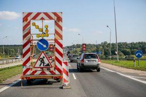 Buvo ribojamas eismas per Kleboniškio tiltą