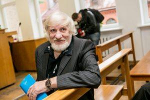 Prasikaltęs V. Šustauskas prašo amnestijos Lietuvos 100-mečio proga