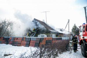 Per parą Lietuvoje – beveik 80 gaisrų