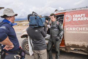 A. Juknevičius apie naują etapą Dakare: galime protingai paspausti