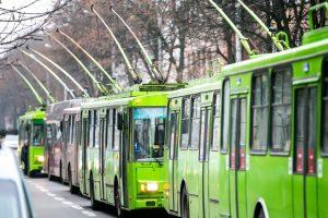 Kaunas atnaujins troleibusų parką