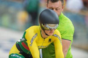 Lietuvos dviratininkės liko per žingsnį nuo medalių