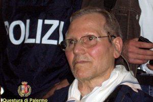 """Mirė Sicilijos mafijos """"Cosa Nostra"""" vadeiva"""