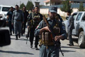 Afganistane pagrobti du užsieniečiai profesoriai