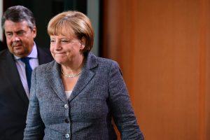 A. Merkel kurpia planą dėl migrantų srauto į Europą pažabojimo