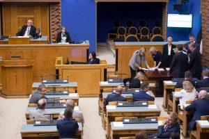 Patvirtinti penki kandidatai į Estijos prezidentus
