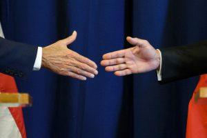 Pentagonas paliaubas su Rusija vertina skeptiškai