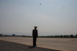 Šiaurės Korėjos karys peržengė Pietų Korėjos sieną