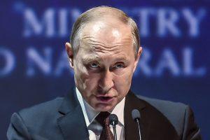 V. Putinas patvirtino karių dislokavimą Sirijoje neribotam laikui