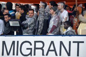 Libijoje apvirto migrantų laivas: galėjo žūti per 100 žmonių
