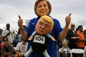H. Clinton stengiasi suvaldyti atnaujintą elektroninių laiškų skandalą