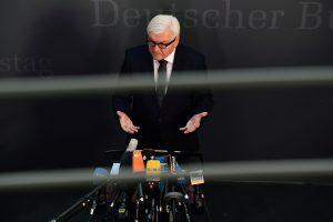 Po D. Trumpo pergalės ES ministrai rengia susitikimą