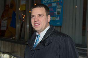 Trys Estijos partijos pasirašė koalicinę sutartį