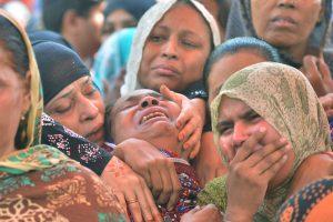 Sprogimas prie Pakistano mokyklos: žuvo devynmetė