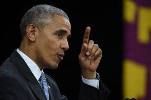 B. Obama naujajam prezidentui: JAV palaiko pasaulio tvarką