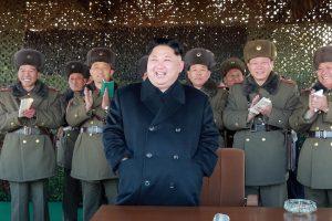 Šiaurės Korėja yra pajėgi paleisti branduolinį ginklą