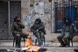 Rusija: Sirijos sukilėliai vėl planuoja cheminę ataką
