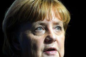 A. Merkel: su naujuoju Amerikos prezidentu sieksime dialogo