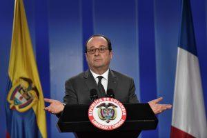 F. Hollande'as: D. Trumpo administracija meta iššūkius Europai