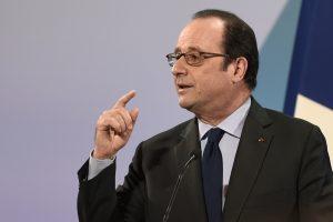 Prancūzija: D. Trumpo spaudimas Europai – nepriimtinas