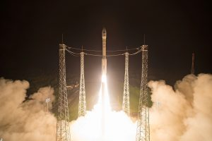 Europa paleido penktą Žemės stebėjimų palydovą