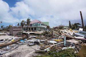 """Uraganas """"Irma"""" Karibų regione nusinešė per 12 gyvybių"""