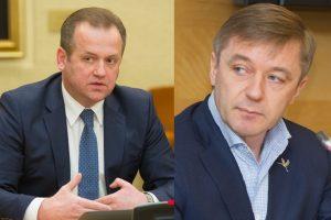 A. Skardžiaus apkaltos komisijos kelia abejonių R. Karbauskiui