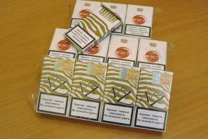 Baudos rūkorių nuo kontrabandinių cigarečių neatbaido