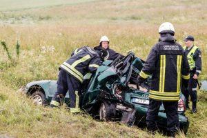 Per avariją Šalčininkų rajone žuvo du kontrabandą vežę baltarusiai