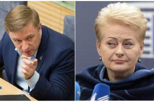 R. Karbauskis sieks atmesti prezidentės veto dėl atliekų deginimo elektrinių?