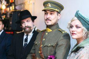 Lietuvos žvalgybos legendą įkūnijusi T. Vaškevičiūtė: tai – unikali istorija