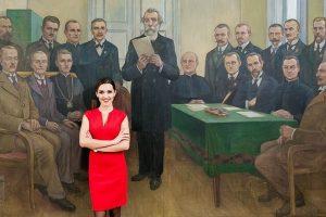 L. Rimkevičienė: laisvės vėjo jausmas buvo mūsų kasdienė realybė