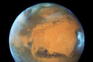 Austrų mokslininkai prie gyvenimo Marse pratinasi dykumoje