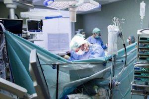 Į Kauno ligoninę pateko veidą apdegęs mažametis