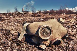 Rusijoje nebeliko beveik 99 proc. cheminio ginklo atsargų