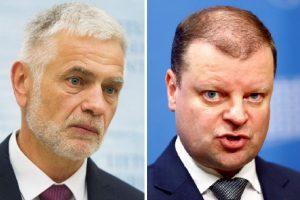 S. Skvernelis: kol kas pagrindo trauktis žemės ūkio ministrui nėra