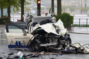 Vokietijoje per avariją žmogų užmušęs lietuvis kalės iki gyvos galvos