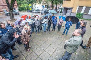 Po ekspertų išvadų dėl A. Mickevičiaus gatvės medžių – į aklavietę